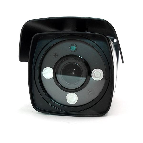 HDOB-SB2IRZB Sibell Quad Bullet 2 mega Pixel in Black Side lens