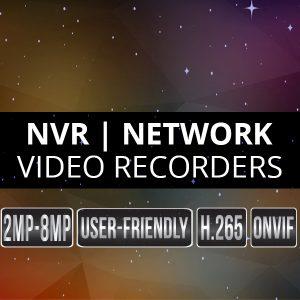 Network Video Recorders (NVRs)