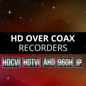 HD Over Coaxial Cable DVRs