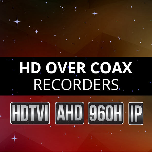 HD Over Coaxial Cable DVRs (Quadbrid DVRs)