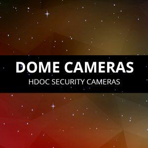 Dome HDOC Camera