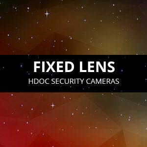 Fixed Lens HDOC