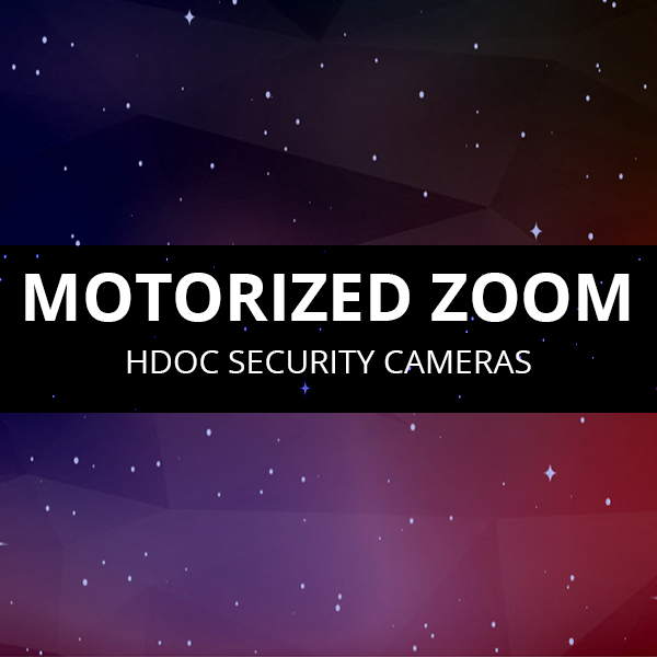 Motorized Zoom HDOC