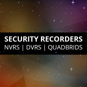 Security Recorders