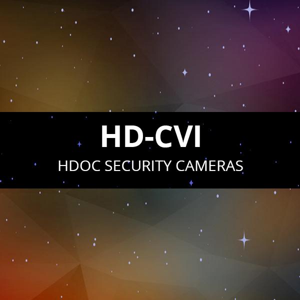 CVI Security Cameras
