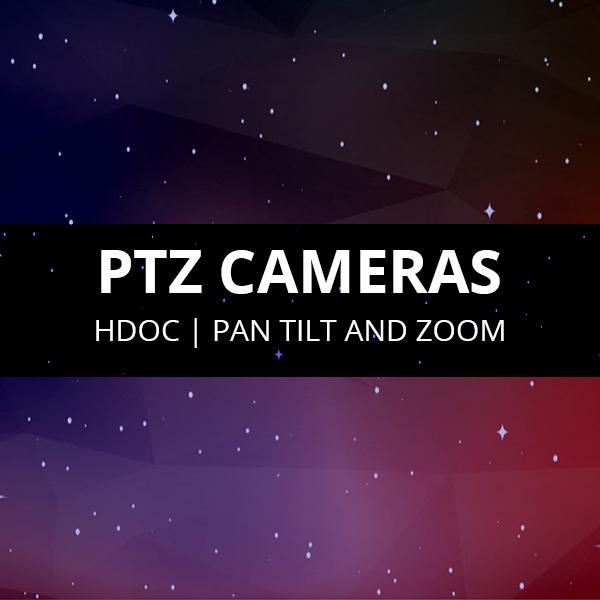 PTZ Cameras HDOC