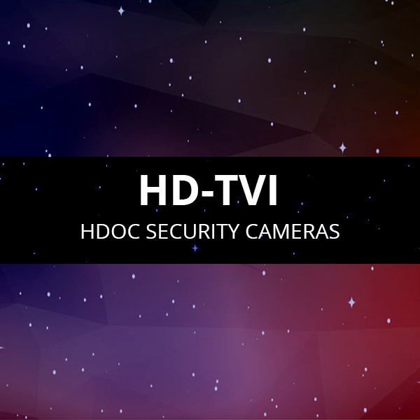 TVI Security Cameras