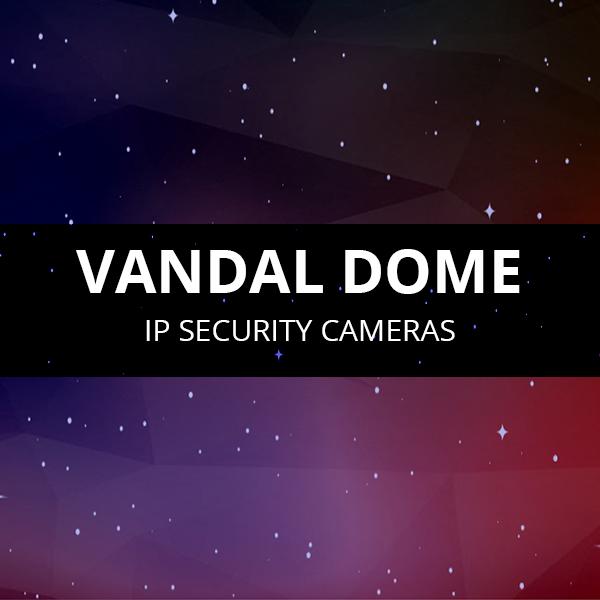 Vandal Dome Security Cameras